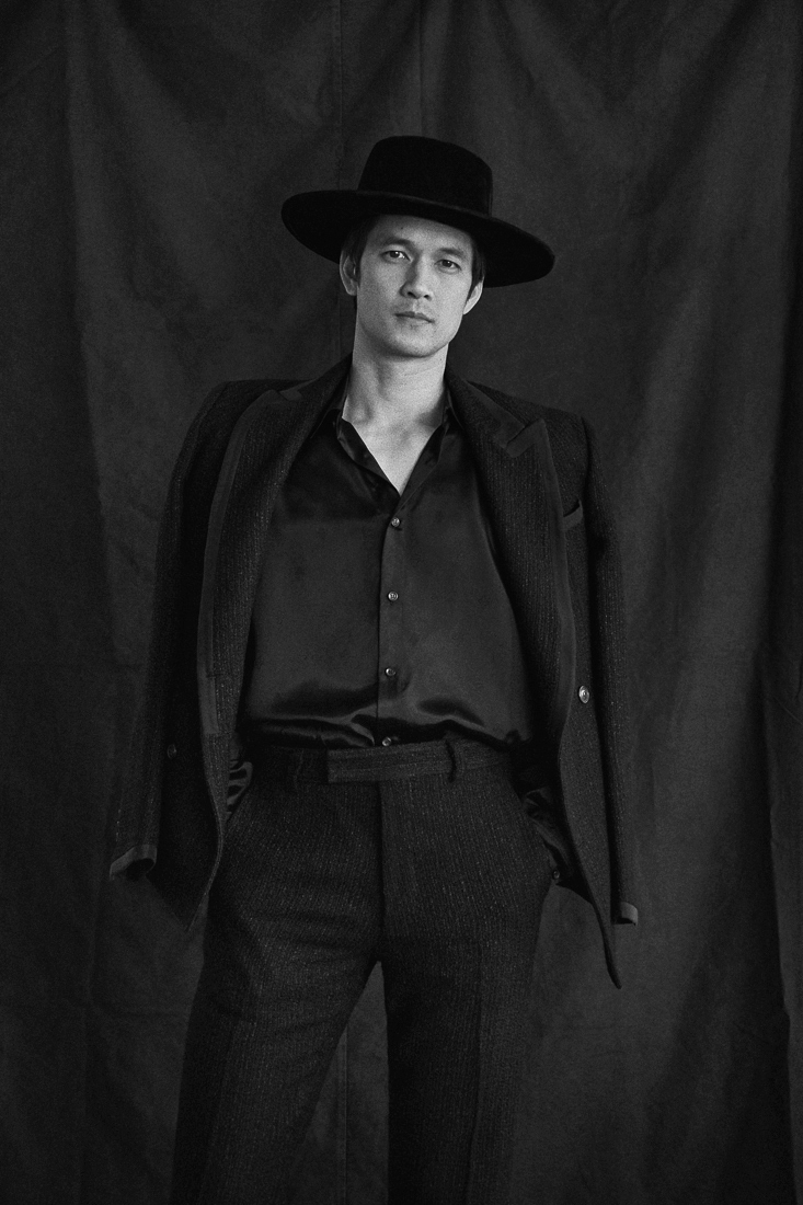 Harry Shum Jr for Schon Magazine