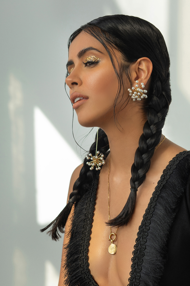 Parveen Kaur for Composure Magazine